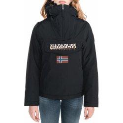 Dámská bunda a kabát Rainforest Napapijri černá 1f8db5a516