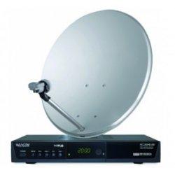 Set Mascom MC-2200HD/80MBL + karta Skylink