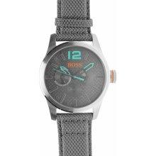 Boss Orange Paris Watch Silver 715138