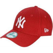 New Era 9FO League Basic MLB New York Yankees Scarlet/White kšiltovka