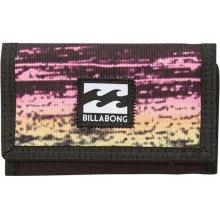 3569036691a7 Billabong peněženka Atom wallet Black multi