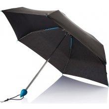 XD Design Droplet skládací deštník modrá