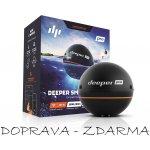 Deeper Pro Fishfinder nahazovací sonar WiFi