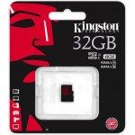Kingston microSDHC 32GB UHS-I U3 SDCA3/32GBSP