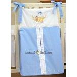 Mamo-Tato Luxusní kapsář na plenky Houpačka modrá