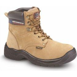 VADUZ Zimní kožená kotníková obuv O1 W farmářka - hnědá od 1 229 Kč ... 68ac755214
