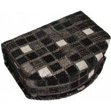 JKBox Cube Black SP295-A3 šperkovnice