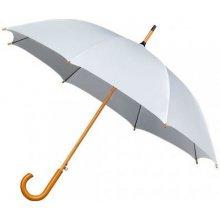 Dámský holový deštník AUTOMATIC bílý
