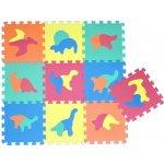 Wiky Pěnové puzzle Dinosauři 30x30cm 10 ks
