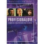 Profesionálové: komplet 1 - 20. díl pošetka DVD