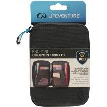 Life Venture RFID Mini Document Wallet Black