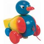 Woody Tahací kachna klapací 2 barvy
