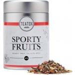 Teatox Sporty Fruits sypaný čaj 90 g