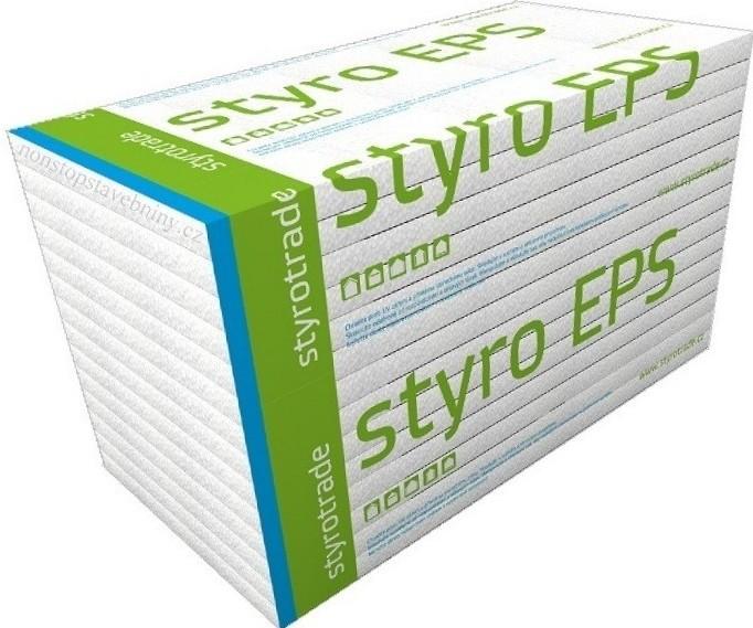 Fasádní polystyren 150 cena