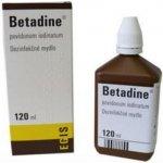 Betadine 75mg/ml drm.sol.120 ml