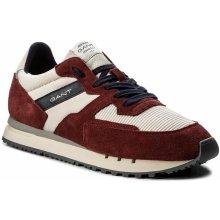 Sneakersy GANT Duke 16639529 Syrah Red/Pum/Beige G516