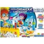 Albi Experimentální sada Clementoni Velká chemická laboratoř