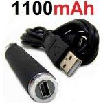 Lincotech eGo USB passthrough černá 1100mAh
