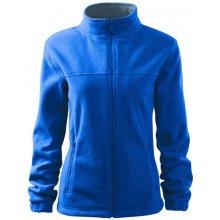 48b8a870231 Mikina dámská Fleece Jacket 280 středně modrá
