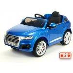 Daimex elektrické autíčko Audi Q7 s 2.4G dálkovým ovládáním modrá metalíza
