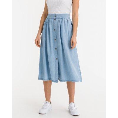 Pepe Jeans Sia sukně dámské modrá