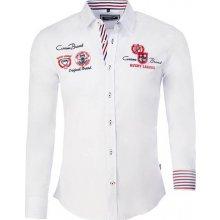 CARISMA košile pánská 8004 dlouhý rukáv Slim Fit ec7236c7e8