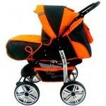 Babysportive Kamil 2015 kombinovaný oranžový