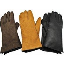 e0053b60820 Sikora pánské prstové rukavice PK 02 hnědá