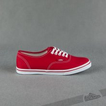 Vans AUTHENTIC LO PRO RED