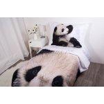 Faro bavlna povlečení Panda 140x200 70x90