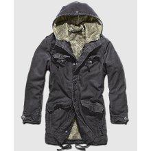 Brandit dámská zimní bunda Haley parka black