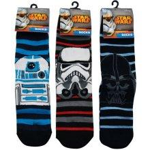 EUROSWAN Ponožky Star Wars Bavlna/Polyester/Elastan