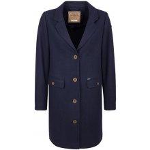Dreimaster dámský kabát s příměsí vlny 39036840 marine