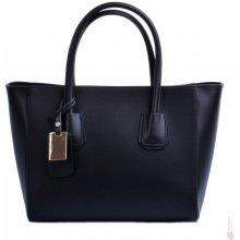 Pelletteria Giada kožená kabelka 21372 černá