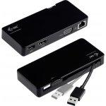I-Tec USB 3.0 Docking Station HDMI U3TRAVELDOCK