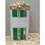 ProBioBED CLASSIC podestýlka z dřevěných hoblin 480 l