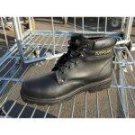 """Obuv pracovní kotníková 6"""" - TFF9630411J - SAFETY BOOT S1P S/M/S BLACK BAB04"""