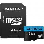ADATA microSDXC 128GB UHS-I AUSDX128GUICL10 85-RA1