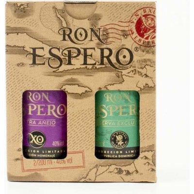 Ron Espero Reserva Exclusiva + XO 0,2l 40%