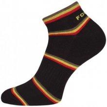 e21fe408f07 Trepon Barevné pánské ponožky FOZEN červená