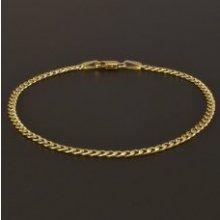Náramek Goldpoint zlatý pancr masivní provedení 1.11.NR000396.19