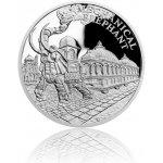 Česká mincovna Fantastický svět Julese Verna Ocelový parní slon proof 31,1 g