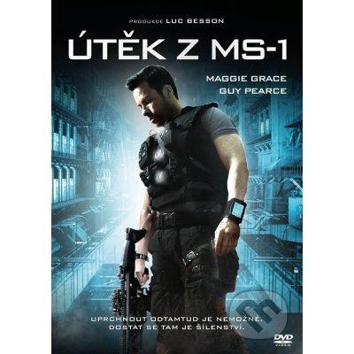 Útěk z ms-1 DVD