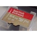 SanDisk Ultra A1 microSDXC 64GB + SD adaptér SDSDQUI-064G-U46