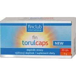 Recenze Finclub Fin Torulcaps New 20 kapslí - Heureka.cz 9ce45e61824