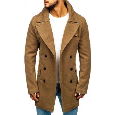 Bolf pánský zimní kabát 1048-A kamelový