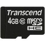 TRANSCEND SDHC 4GB Class 10 TS4GUSDC10