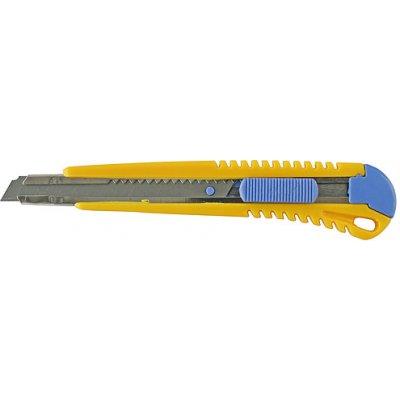 Nůž STREND PRO UK285, odlamovací 9mm, plastový ST222582