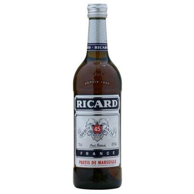 PASTIS RICARD 45% 0,7L