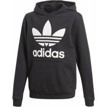 Adidas J Trf Hoodie černá